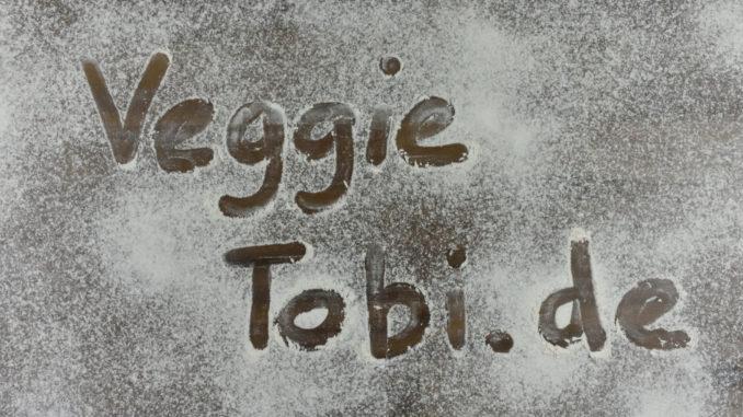 Veggie Tobi - herzlich willkommen auf meinem vegetarischen Foodblog. Schön, daß Du da bist !