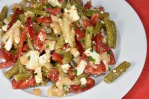 Snack, Beilage, Abendessen - dieser Salat ist ein Universalgenie!