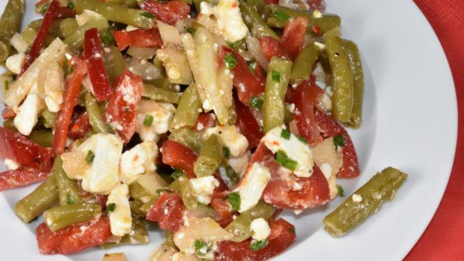 Snack, Beilage, Abendessen - dieser Salat ist ein Universalgenie !