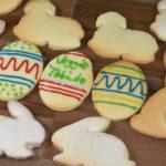 Eier, Schäfchen, Hoppelhäschen - alles ist bereit für den Frühling !