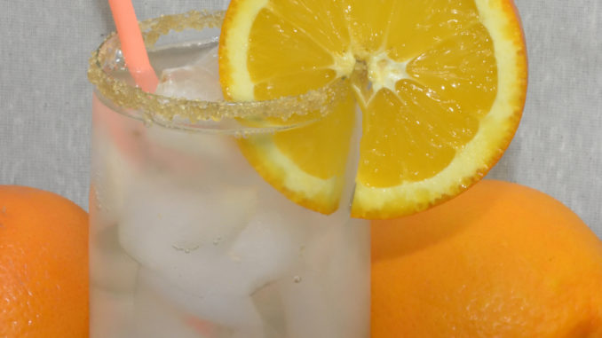 Sommer, Sonne, Orangenlimo... na, auch schon Durst bekommen ? :-)