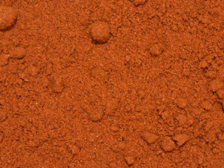 Das ist kein Bild der Oberfläche des Planeten Mars, sondern Paprikapulver für die terranische Küche.