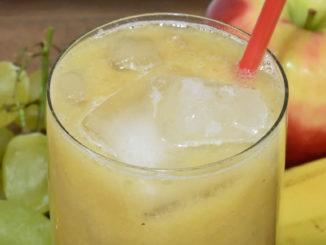 Das ist schon beinahe kein Smoothie mehr, sondern ein echter Sommer-Cocktail !