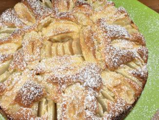 Esst mehr Obst ! Und wer dazu keine Lust hat, nimmt sich am besten ein Stück Kuchen... :-)