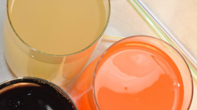 Saft oder nicht Saft - laut dem deutschen Lebensmittelrecht ist das so klar wie Mineralwasser.