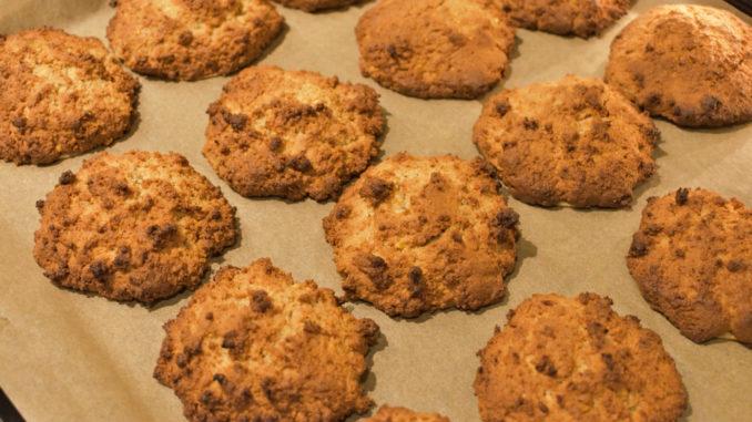Die Lebkuchen: Raus aus dem Ofen!