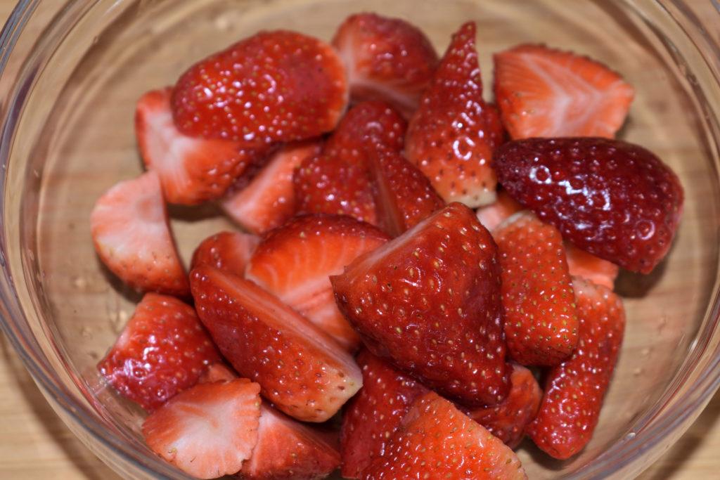 Frische Früchtchen... | Das kann ja nur gut werden: Tiefrote Erdbeeren für ein intensives Geschmackserlebnis!